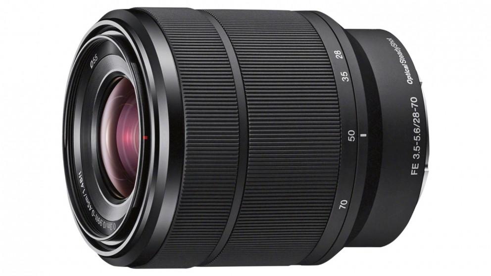 Sony 28-70mm F3.5-5.6 OSS E-Mount Zoom Lens