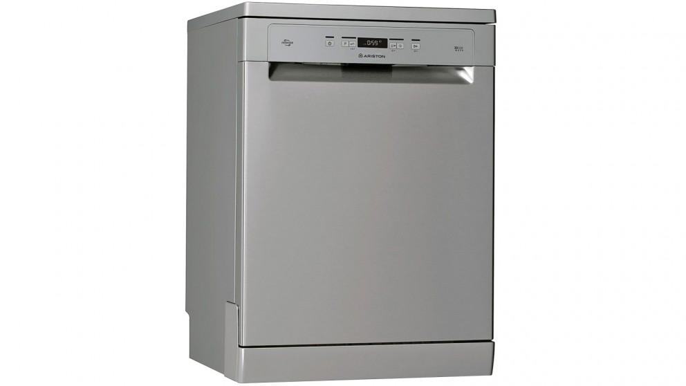 Ariston 60cm Freestanding Dishwasher - Stainless Steel