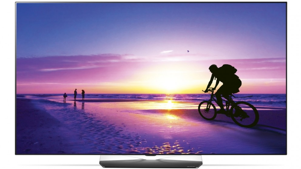 LG 55-inch B8 4K UHD OLED AI ThinQ Smart TV