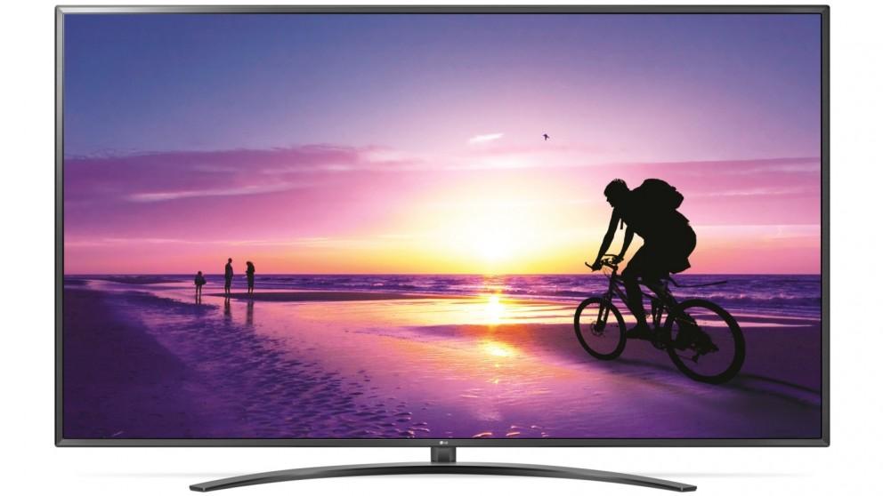 LG 86-inch UM76 4K LED LCD AI ThinQ Smart TV