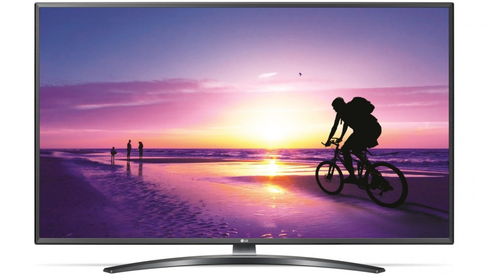LG 50-inch UM76 4K UHD LED LCD AI ThinQ Smart TV