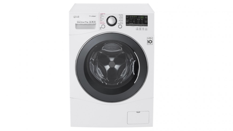LG 11kg Front Load Washing Machine with 6 Motion Direct Drive
