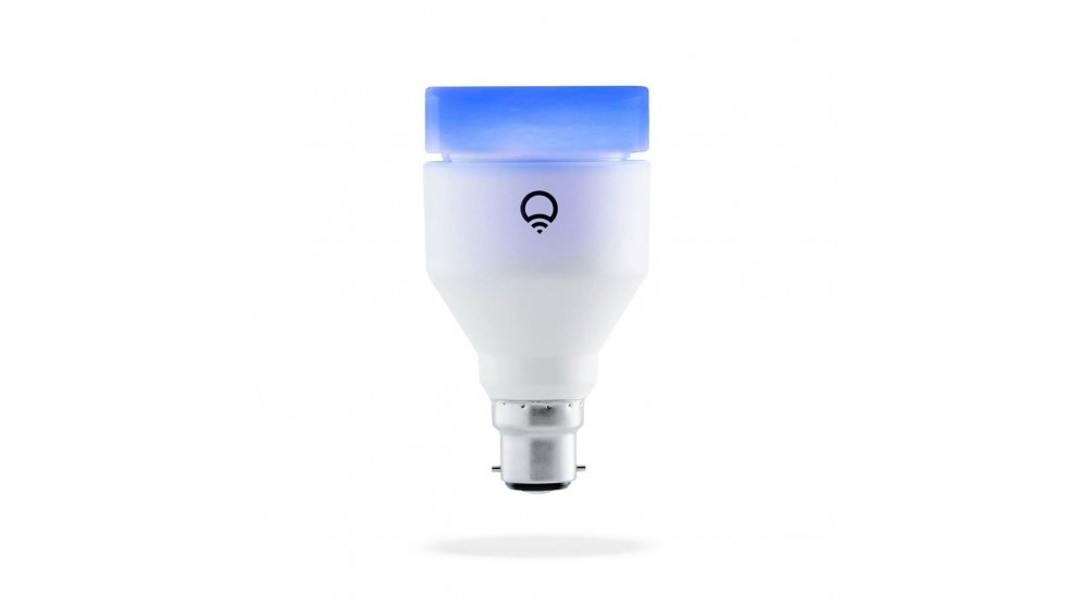 LIFX A60 B22 WiFi LED Smart Light Bulb