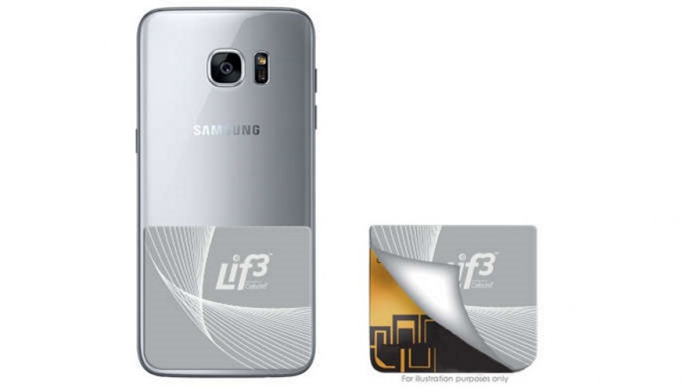 Lif3 Smartchip for Samsung Galaxy S7