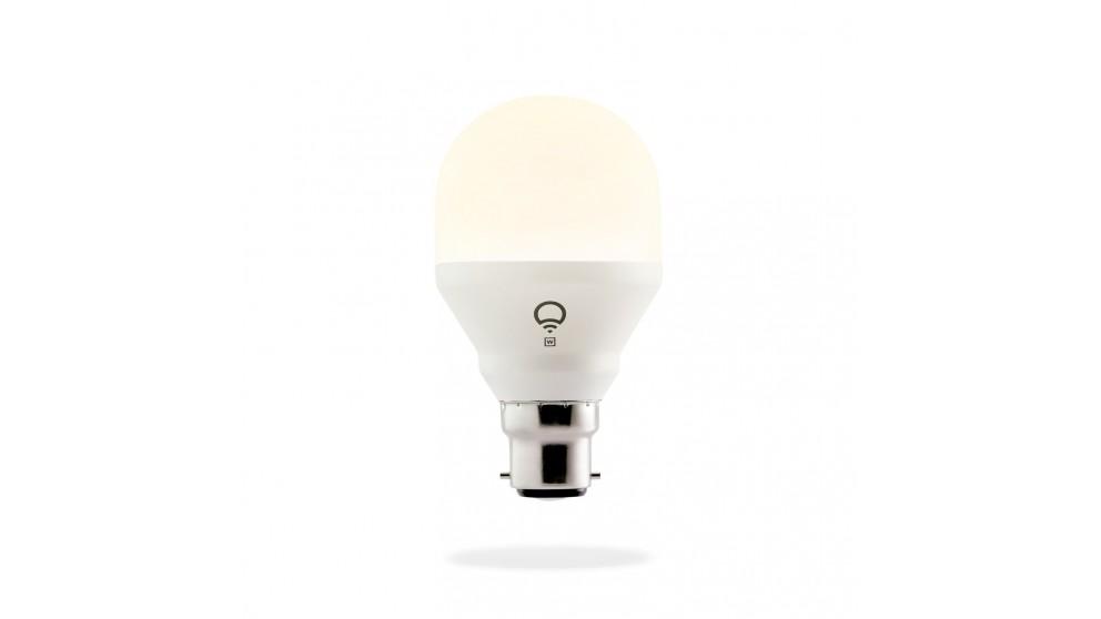LIFX Mini White WiFi LED B22 Smart Light Bulb