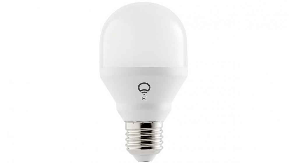 LIFX Mini White WiFi LED E27 Smart Light Bulb