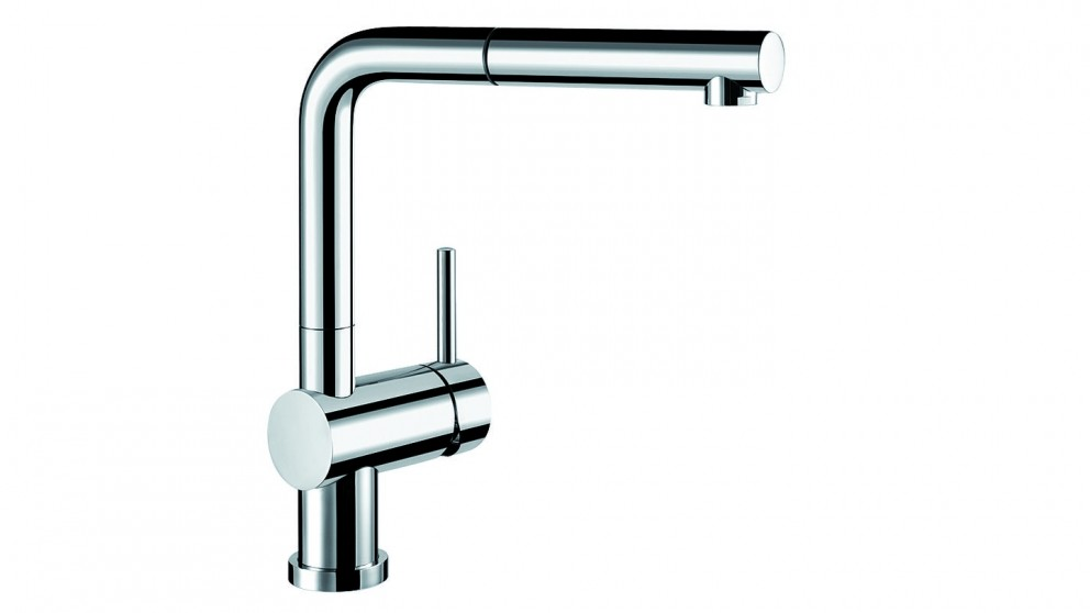 Blanco Linus Single Lever Pull-Out Kitchen Mixer