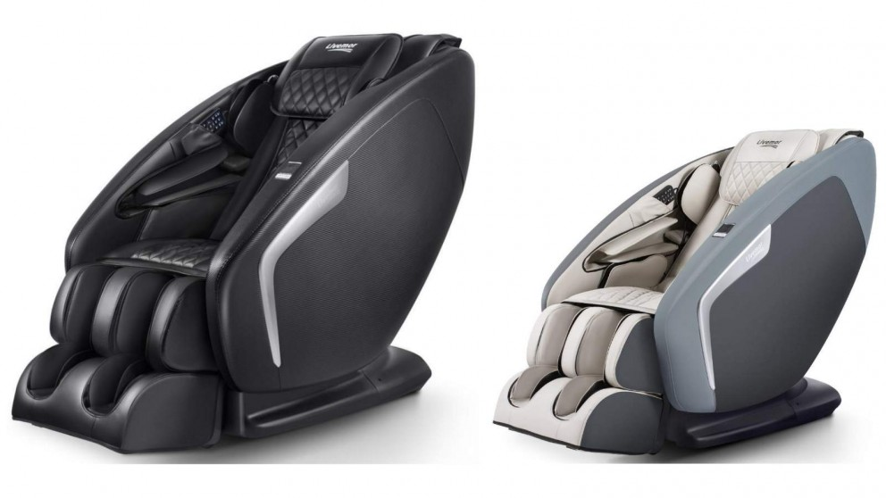 Livemor 4D Electric Body Massage Chair