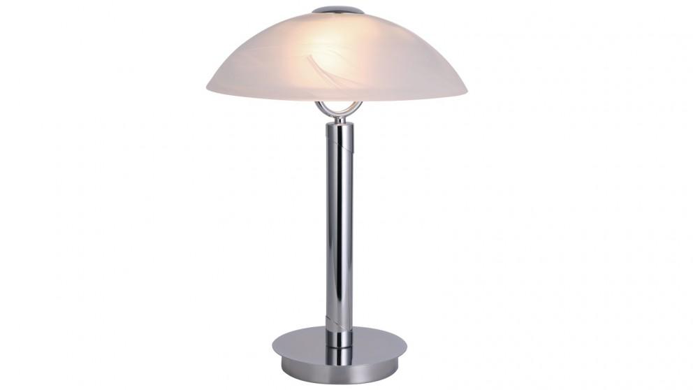 Lexi Lighting Ember Touch Table Lamp - Chrome