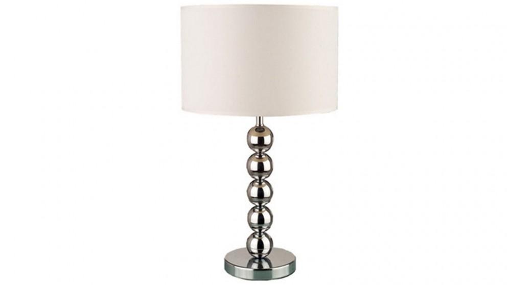 Lexi Lighting Maxi Bedside Table Lamp - White