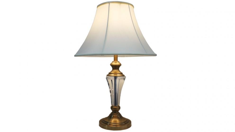 Lexi Lighting Vienna Crystal Table Lamp
