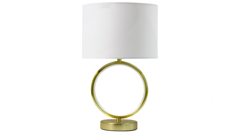 Lexi Lighting Marie Table Lamp - Brass