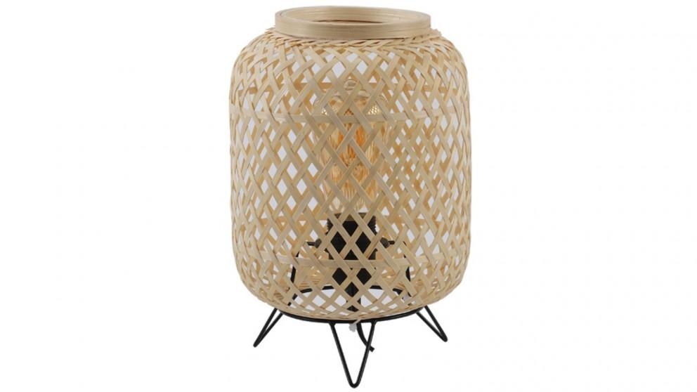 Lexi Lighting Nelio Table Lamp - Natural