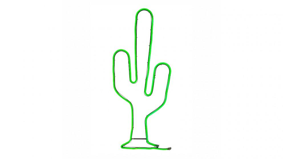 Lexi Lighting Neon Flex Wall Light - Motif Plug in - Cactus
