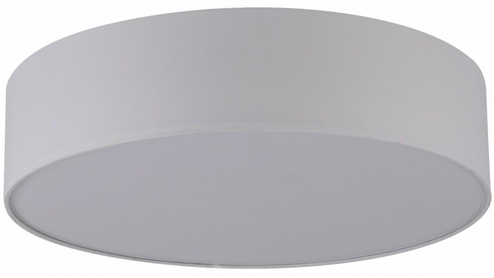 Lexi Lighting Mara 3LT Drum Ceiling Light - White