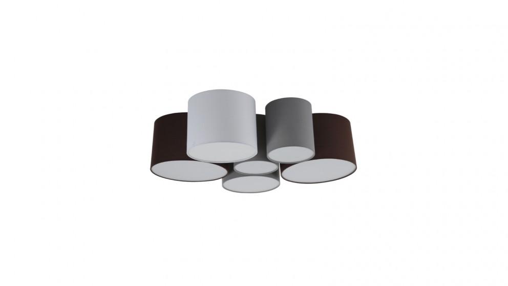 Lexi Lighting Fayda 6 Lights Ceiling Light