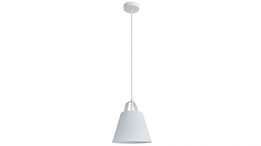 Lexi Lighting Clark Pendant Light - White