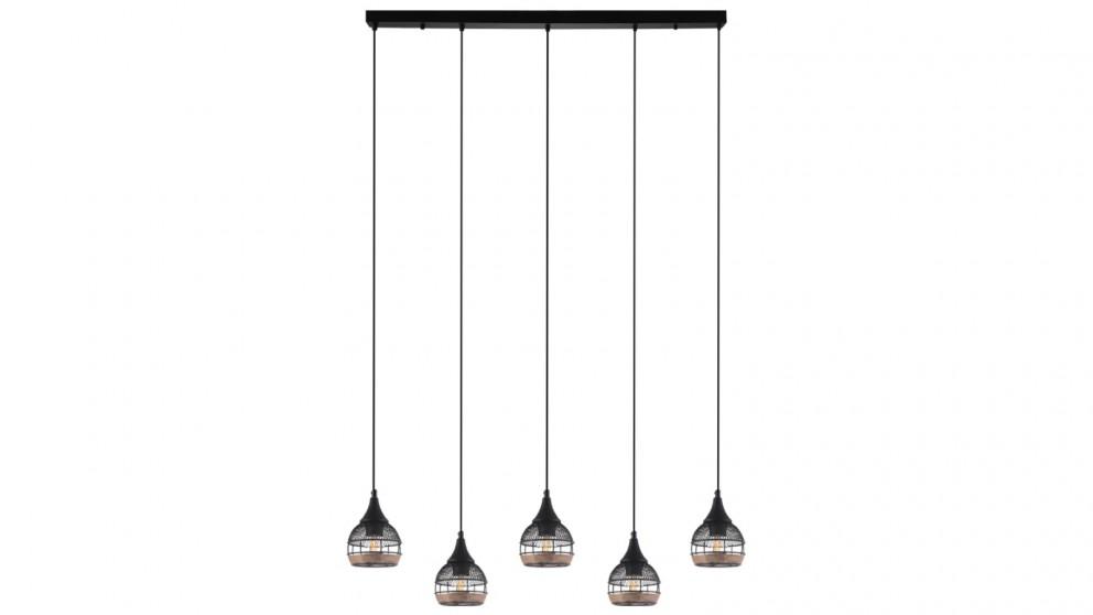 Lexi Lighting Kasanita 5 Lights Pendant Light