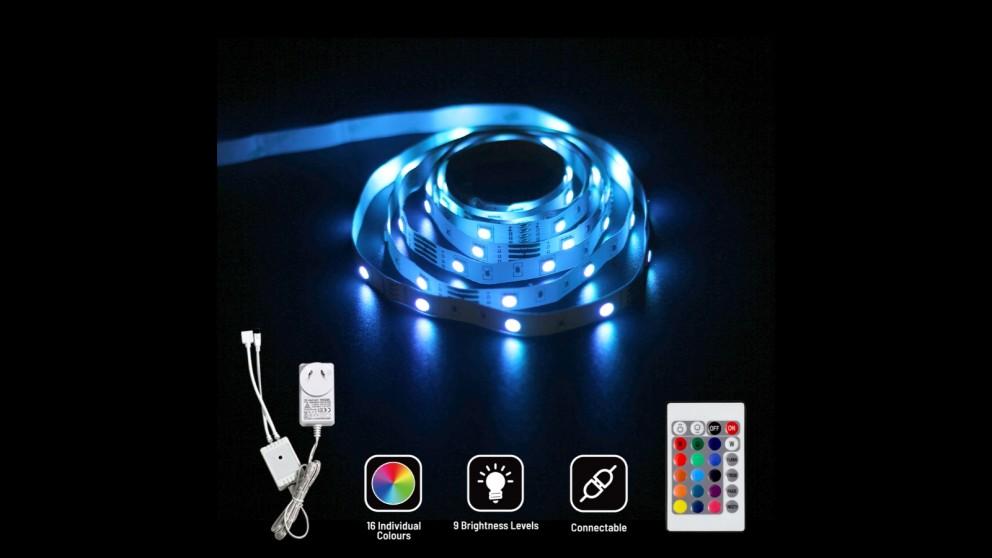 Lexi Lighting 2M RGBW LED Strip Light-IP20