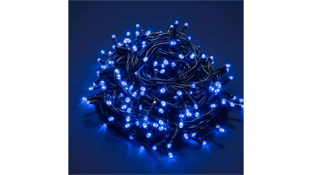 Lexi Lighting 1000 LED Shooting String Light - Blue