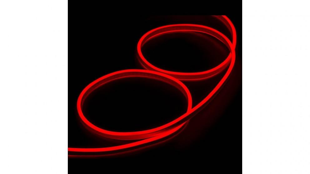 Lexi Lighting 10m Neon Light - Plug in - Red