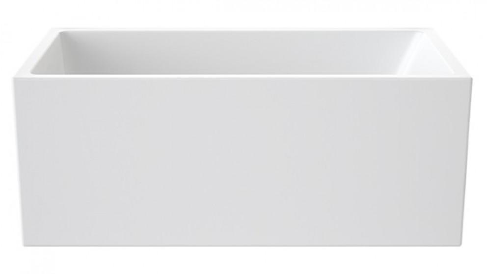 Caroma Liano 1400mm Back-To-Wall Freestanding Bath
