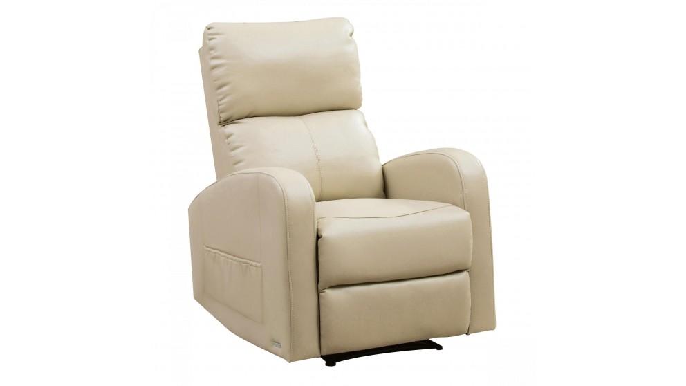 Buy Logan Lift Chair Vanilla Harvey Norman Au