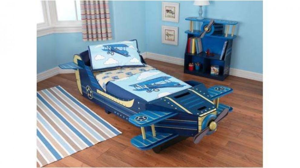 Kidkraft DS Airplane Toddler Bed   Nursery Furniture U0026 Bedding   Baby    Toys, Kids U0026 Baby | Harvey Norman Australia
