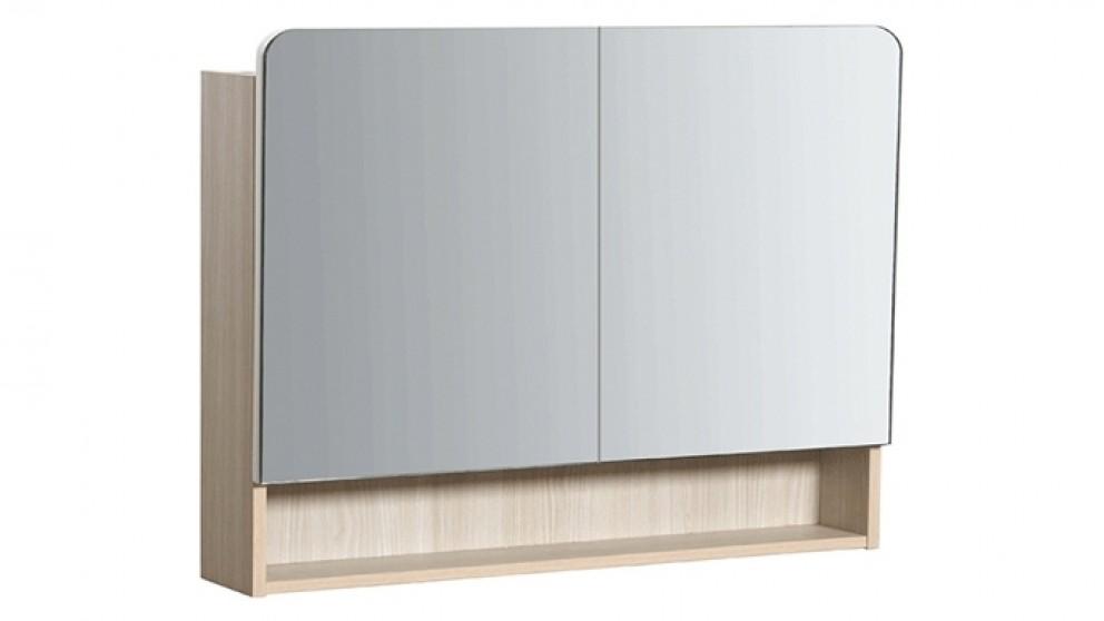 Parisi Lotus Ash 800 Wall Mirror Cabinet