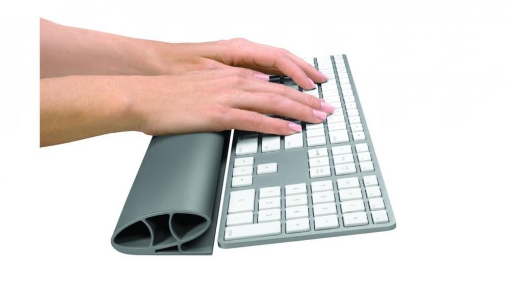 Fellowes I-Spire Keyboard Wrist Rocker - Grey