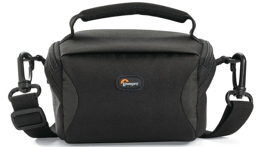 Lowepro Format 100 Camera Shoulder Bag - Black