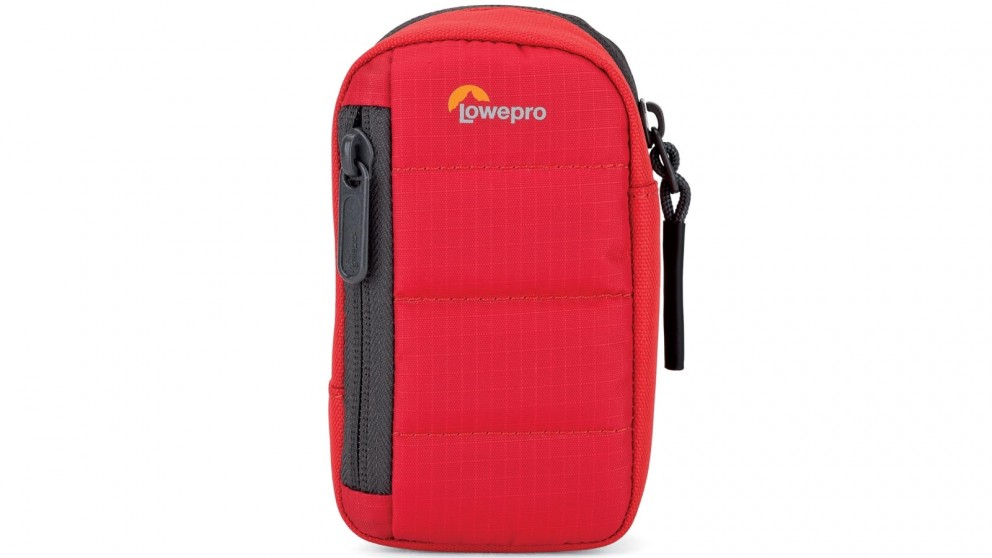 Lowepro Tahoe CS 20 Compact Camera Case - Mineral Red