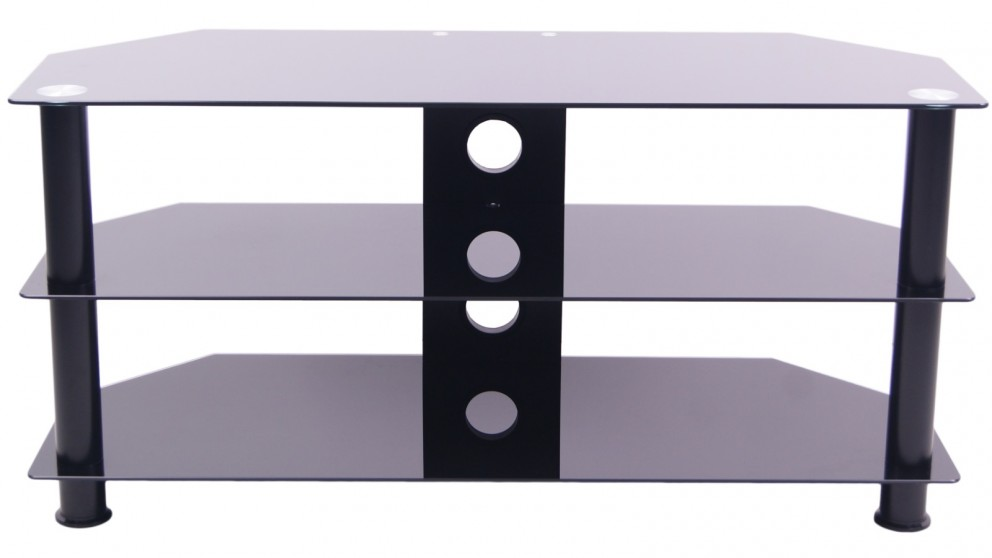 AVS 1000mm Universal Flat Panel TV Stand - Black