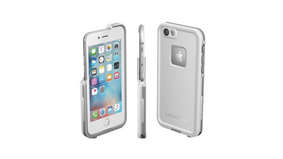 Lifeproof Fre for iPhone 6/6s Case - Avalanche White
