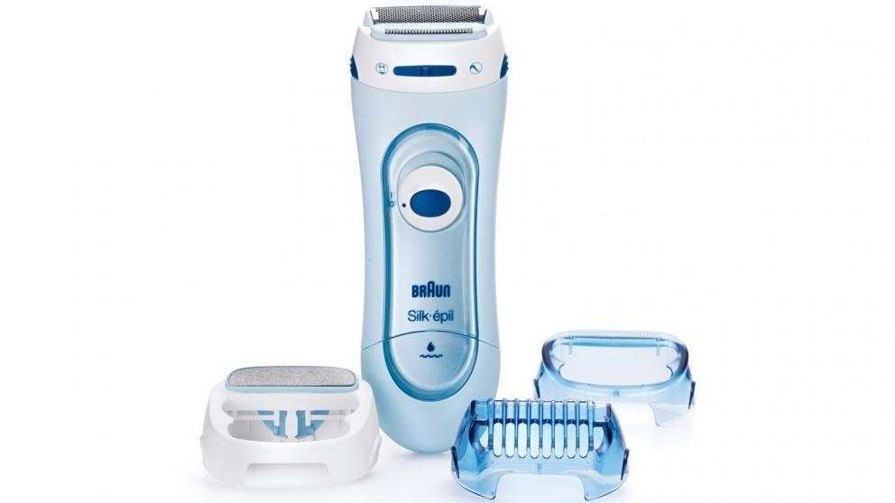 Braun Silk & Soft LS 5160 Wet & Dry Electric Shaver