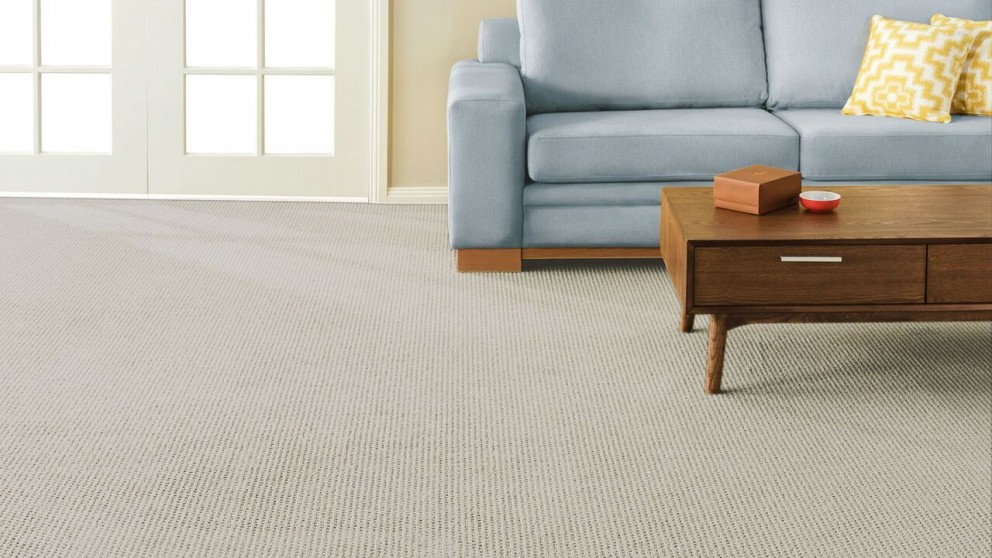 SmartStrand Forever Clean Natural Intuition Beach Powder Carpet Flooring