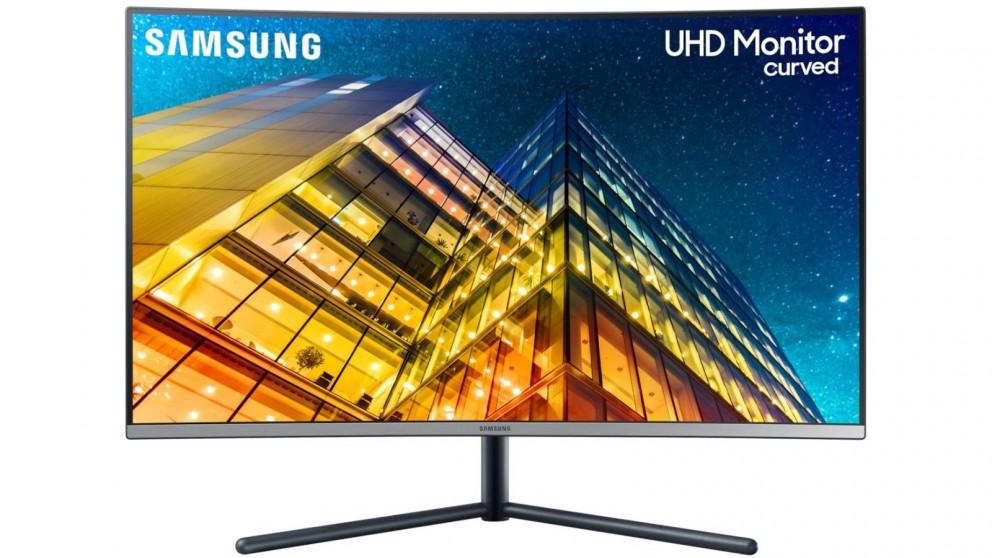 Samsung 32-inch 4K UHD Curved Monitor