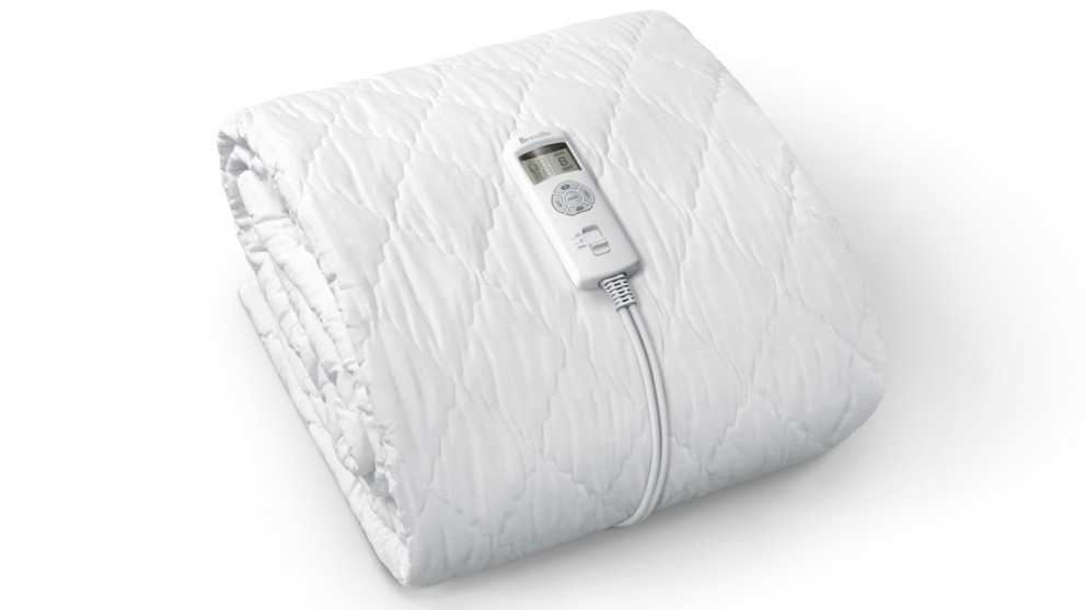 Breville BodyZone Connect Quilted Fitted Heated Blanket
