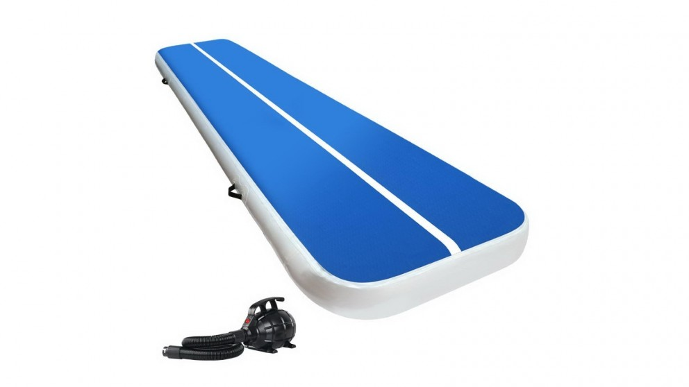 Everfit 4x1m Inflatable Air Track Mat with Pump Tumbling
