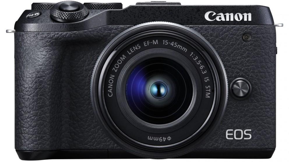 Canon EOS M6 Mark II Single Lens Kit