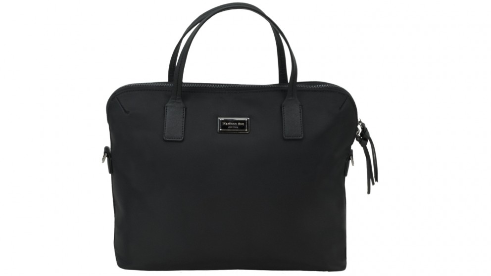 Madison Avenue Upper East Side Laptop Case - Gun Metal