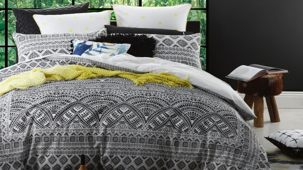 Maasai Quilt Cover Set