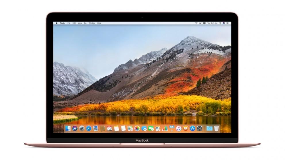 Apple MacBook 12-inch 256GB - Rose Gold