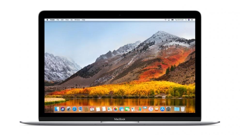 Apple MacBook 12-inch 512GB - Silver