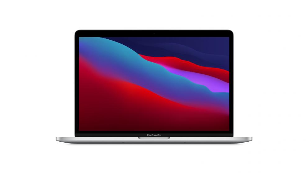 Apple MacBook Pro 13-inch M1/8GB/256GB SSD - Silver (2020)