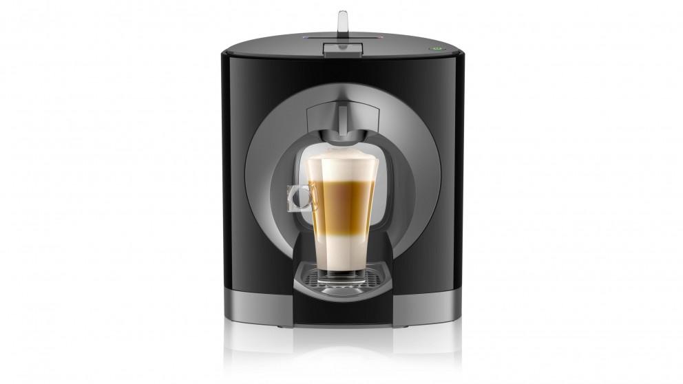 Hot deals nescafe dolce gusto oblo coffee machine black harvey norman au - Dolce gusto oblo rouge ...