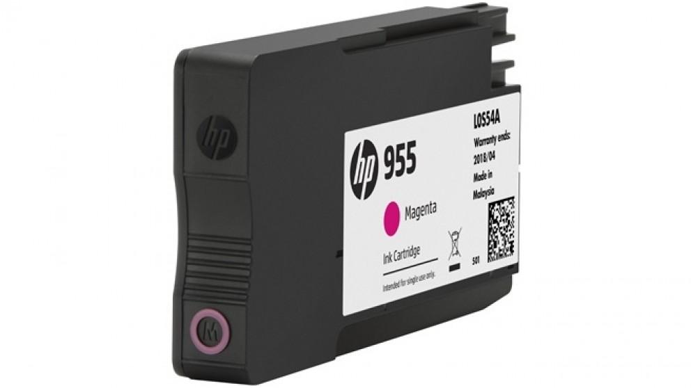 HP 955 Ink Cartridge - Magenta