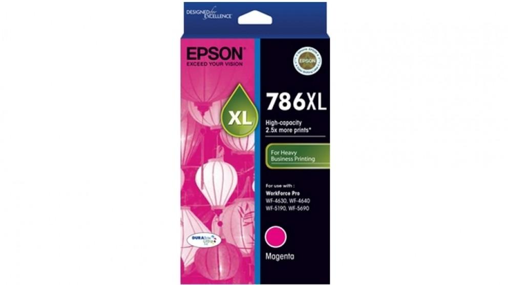 Epson 786XL DURABrite Ink Cartridge - Magenta