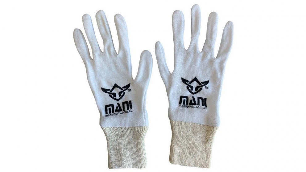 Mani Sports Boxing White Cotton Gloves Inners