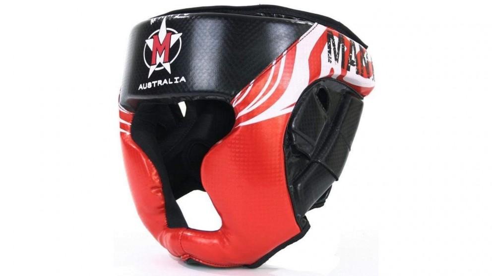 Mani Sports Head Start Full Face Boxing Head Guard